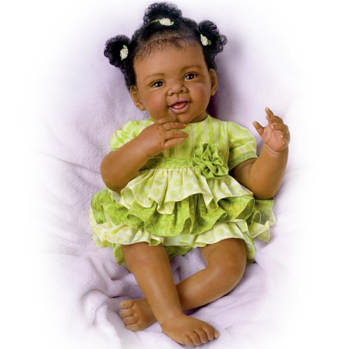 Multicultural Dolls & Puppets: Alexis Baby Doll