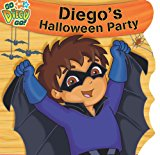 Multicultural Children's Books about Halloween: Diego's Halloween Party