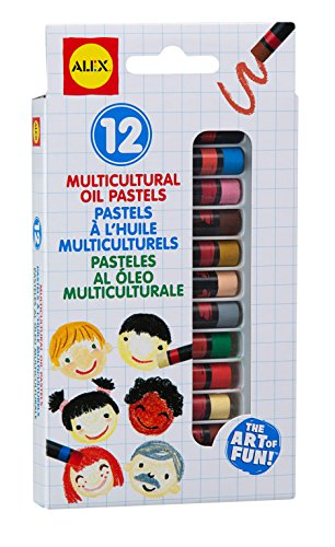 Multicultural Arts & Crafts: Multicultural Oil Pastels