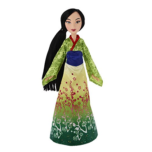 Multicultural Disney Toys: Princess Mulan Doll