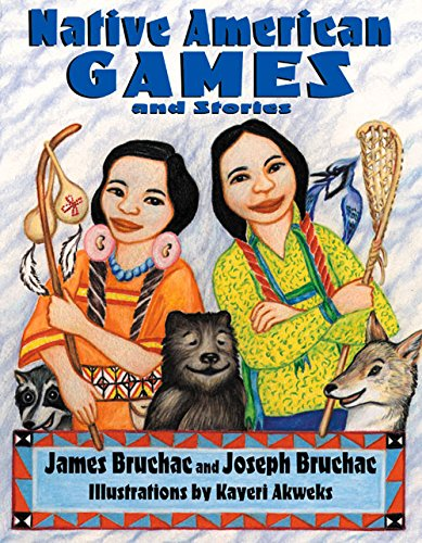Multicultural Games & Puzzles: Native American Games and Stories