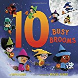 Multicultural Children's Books about Halloween: 10 Busy Brooms