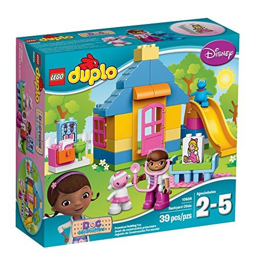 Multicultural Disney Toys: DUPLO DocMcStuffins Clinic