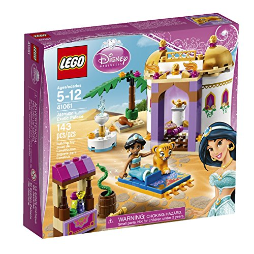 Multicultural Disney Toys: LEGO Aladdin Castle Play Set