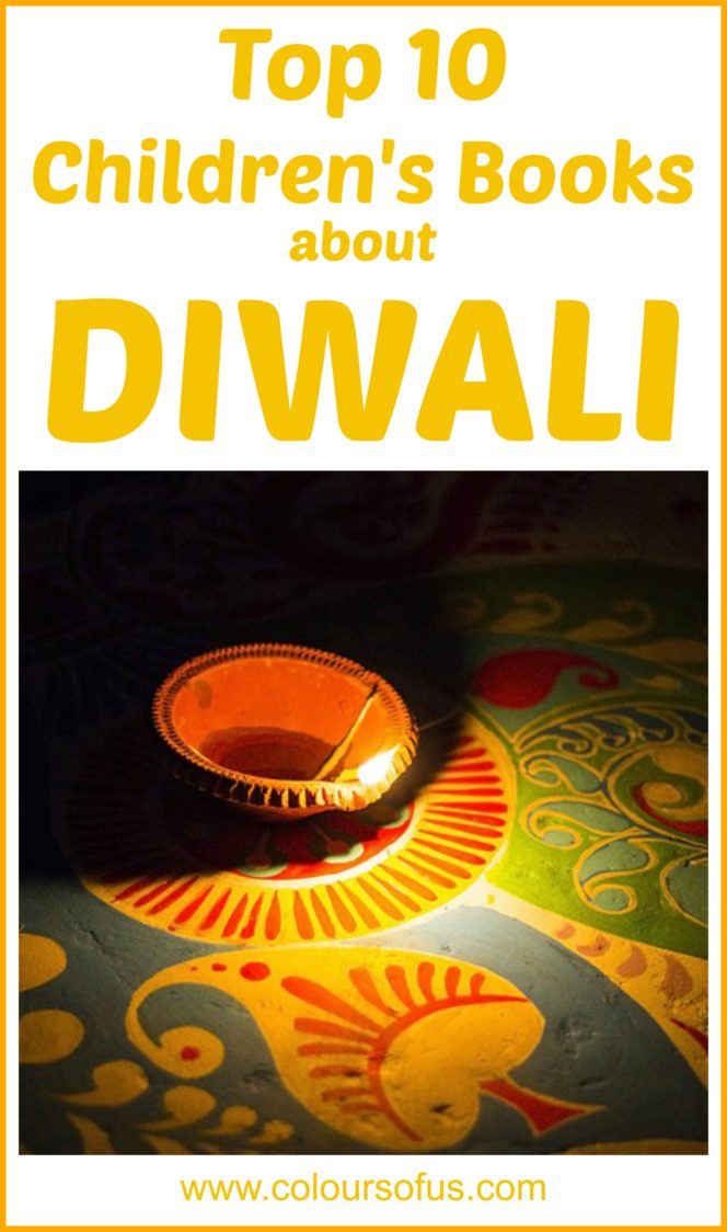 Top 10 Children's Books about Diwali