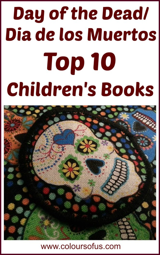 Day of the Dead/Dia de los Muertos Children's Books