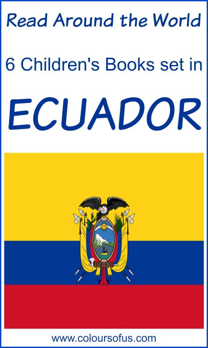 Children's Book set in Ecuador