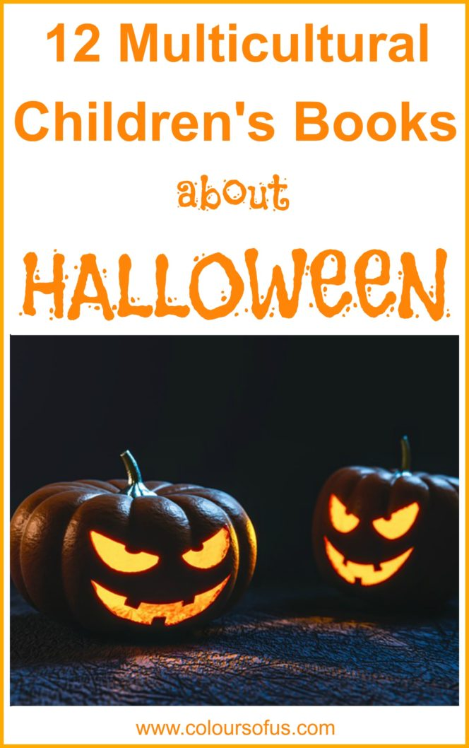 Multicultural Children's Books about Halloween