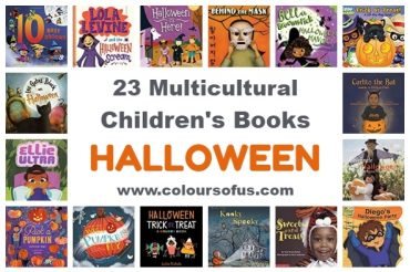 23 Multicultural Children's Books about Halloween