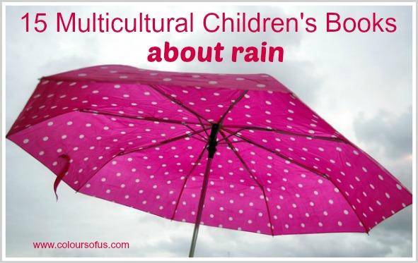 15 Multicultural Children's Books about Rain