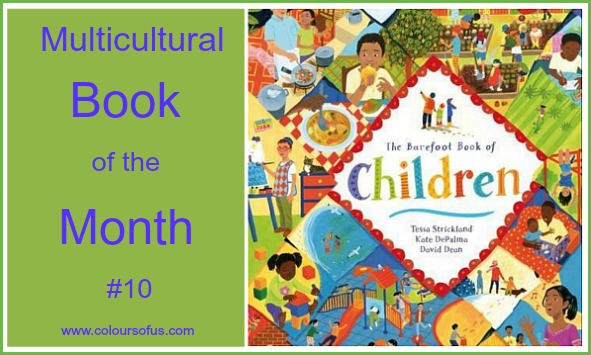 Multicultural Book of the Month: The Barefoot Book of Children