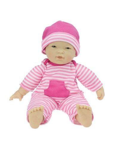 Multicultural Dolls & Puppets: Asian Washable Soft Body Play Doll