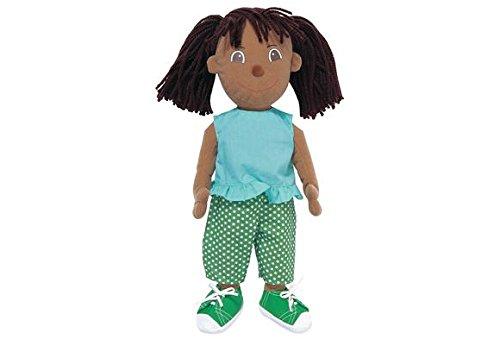 Multicultural Dolls & Puppets: Hispanic Girl Cuddle Buddies