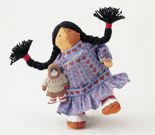 Multicultural Dolls & Puppets: Mama, Do You Love Me? Inuit Doll