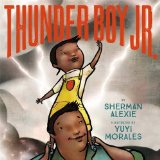Native American Children's Books: Thunder Boy Jr.