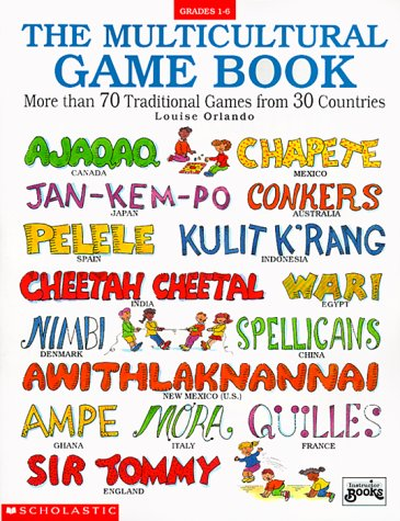 Multicultural Games & Puzzles: The Multicultural Game Book