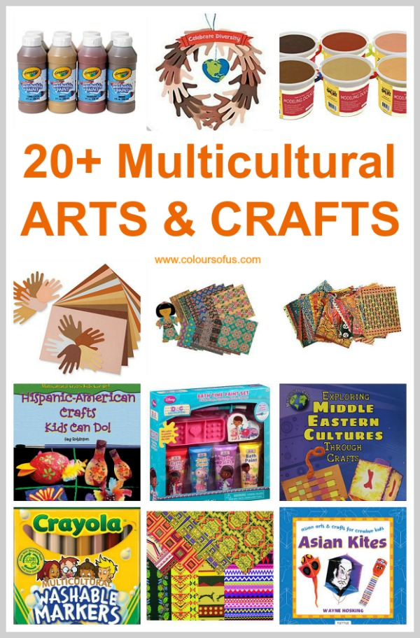21 multicultural children 39 s books about peace colours of us for Art and craft books for kids