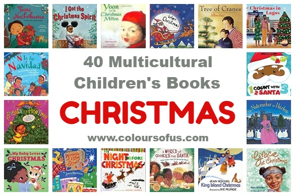 40 Multicultural Children's Books about Christmas