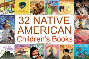 32 Native American Children's Books