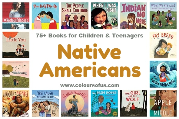 75+ Native American Children's Books