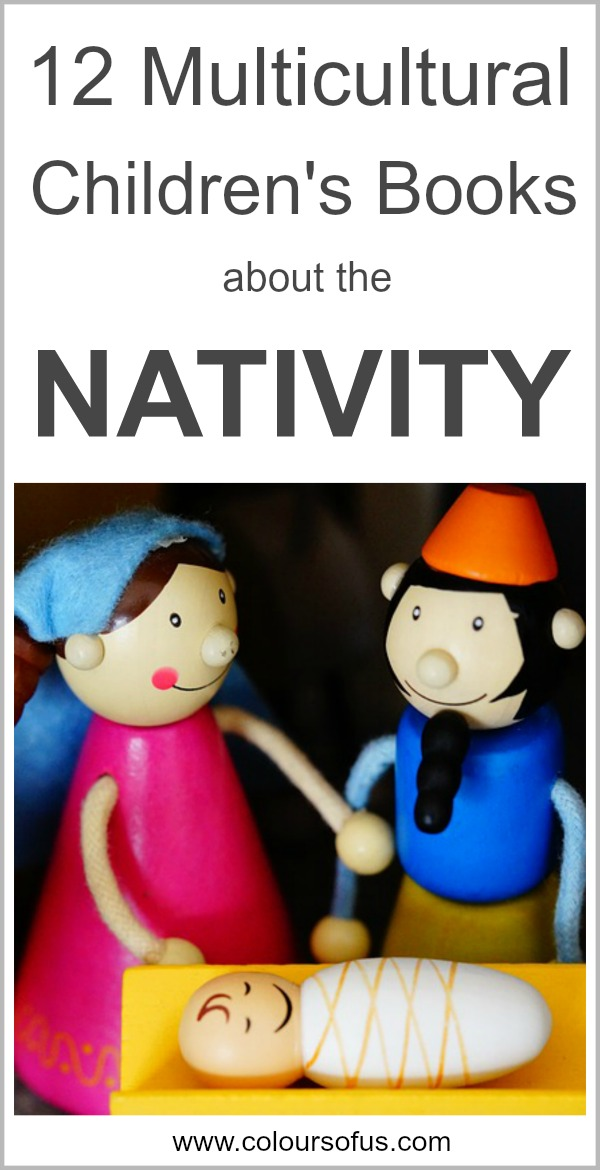 Multicultural Children's Books about the Nativity