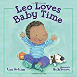 Multicultural Book Series: Leo Loves Baby Time