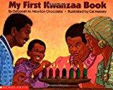 Top Ten Children's Books about Kwanzaa: My First Kwanzaa Book