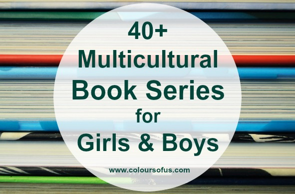 40+ Multicultural Book Series for Girls & Boys
