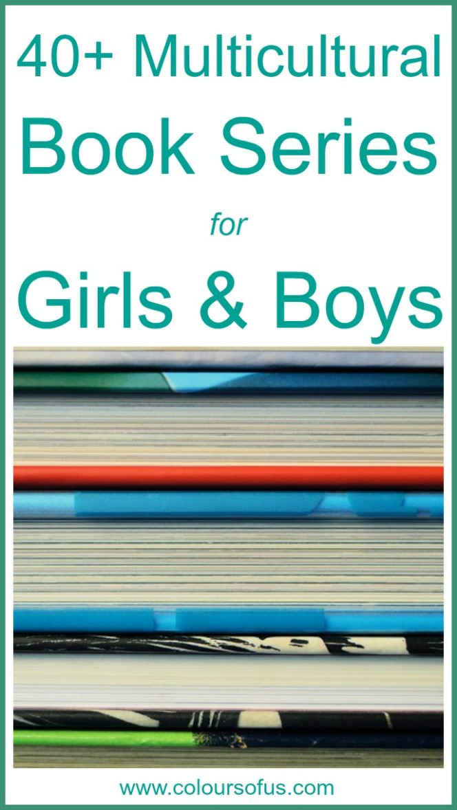 Multicultural Book Series for Girls & Boys