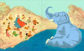 Multicultural Book of the Month: Elephant in the Dark