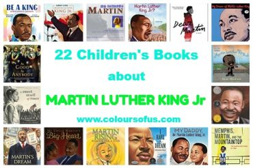 22 Children's Books about Martin Luther King Jr.