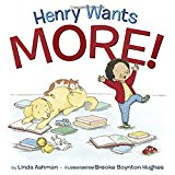 Picture Books about Mixed Race Families: Henry Wants More!