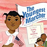New Picture Book Biographies for Black History Month: The Youngest Marcher