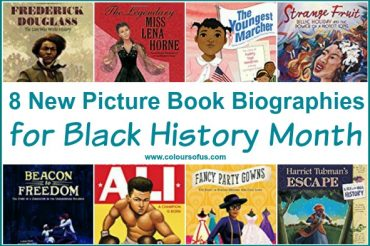 8 New Picture Book Biographies for Black History Month