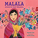 Multicultural Picture Books about Strong Female Role Models: Malala
