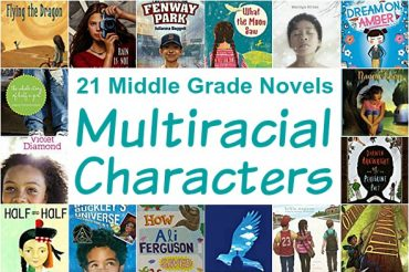 21 Middle Grade Novels With Multiracial Characters