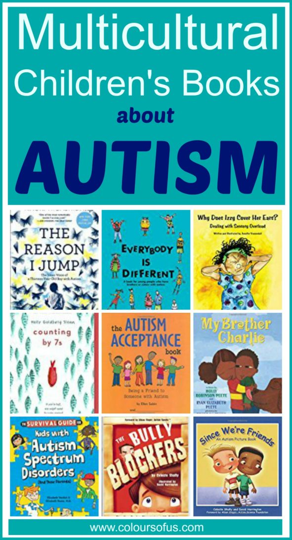 Multicultural Children's Books about Autism