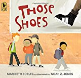 Multicultural Children's Books teaching Kindness & Empathy: Those Shoes
