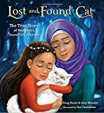 Multicultural Children's Books teaching Kindness & Empathy: Lost and Found Cat