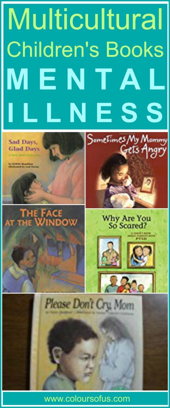 Multicultural Children's Books about Mental Illness