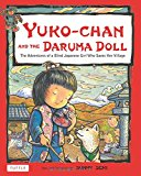 Multicultural Children's Books teaching Kindness & Empathy: Yuko-Chan and the Daruma Doll