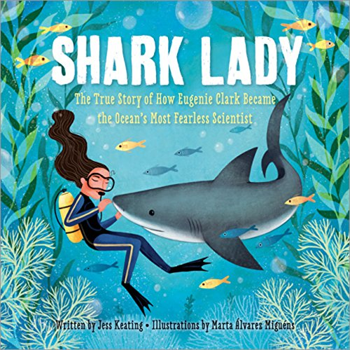 Multicultural Children's Book of the Month: Shark Lady