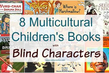 8 Multicultural Children's Books Featuring Blind Children