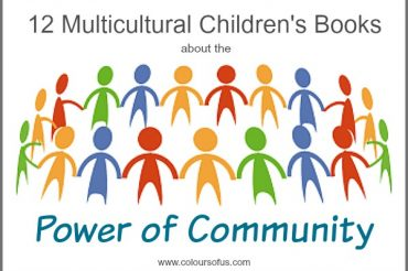 12 Multicultural Children's Books about the Power of Community