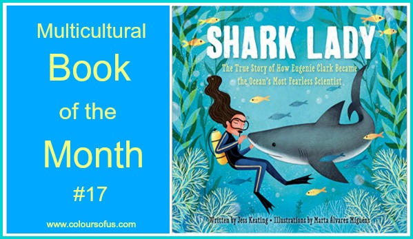 Multicultural Book of the Month: Shark Lady
