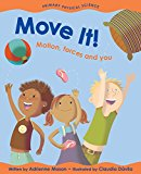 Multicultural STEAM Books for Children: Move It!