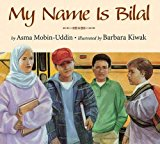 Multicultural Children's Books about Bullying: My name is Bilal