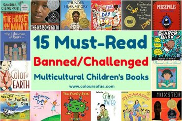 15 Must-Read Banned/Challenged Multicultural Children's Books