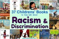 Children's Book to help talk about Racism & Discrimination