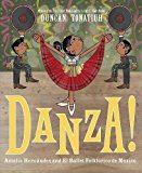 Multicultural Children's Books About Fabulous Female Artists: Danza!